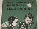 Thumbnail BOYS FIRST BOOK OF RADIO AND ELECTRONICS
