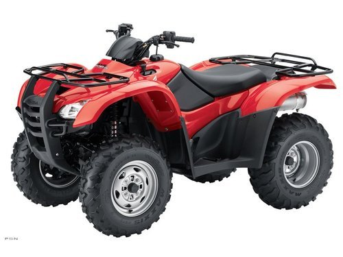 Product picture Rancher TRX420 420 ATV Service Repair Manual 2007-2010