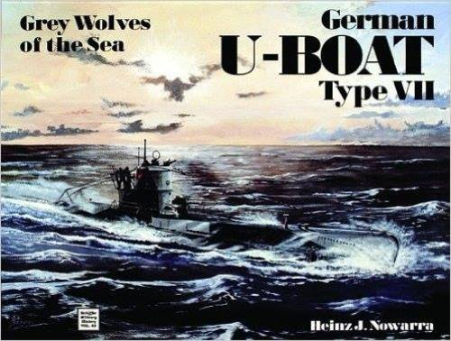Product picture German U Boats Type VII and XXI Collection EBOOK U-Boat