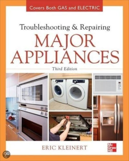 Product picture Troubleshooting and Repairing Major Appliances Manual